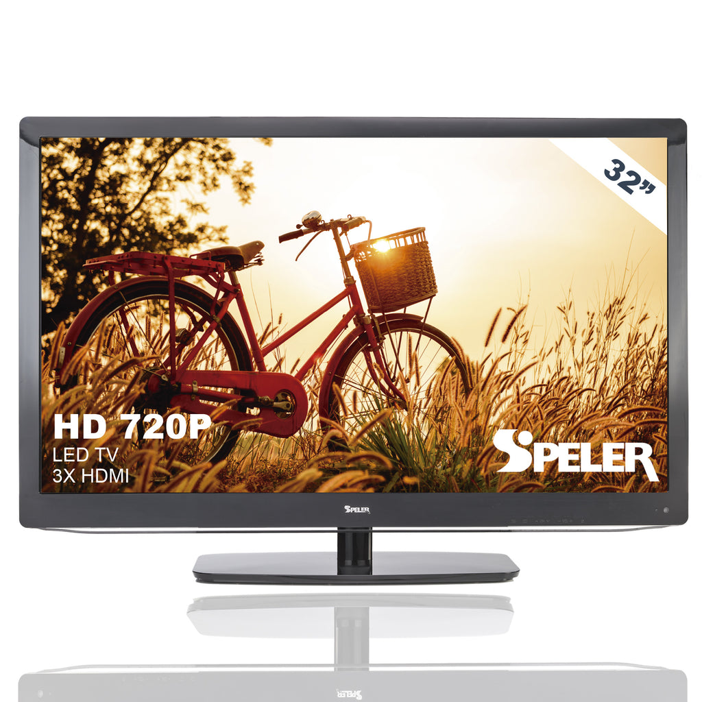"32"" LED 720p HD TV 