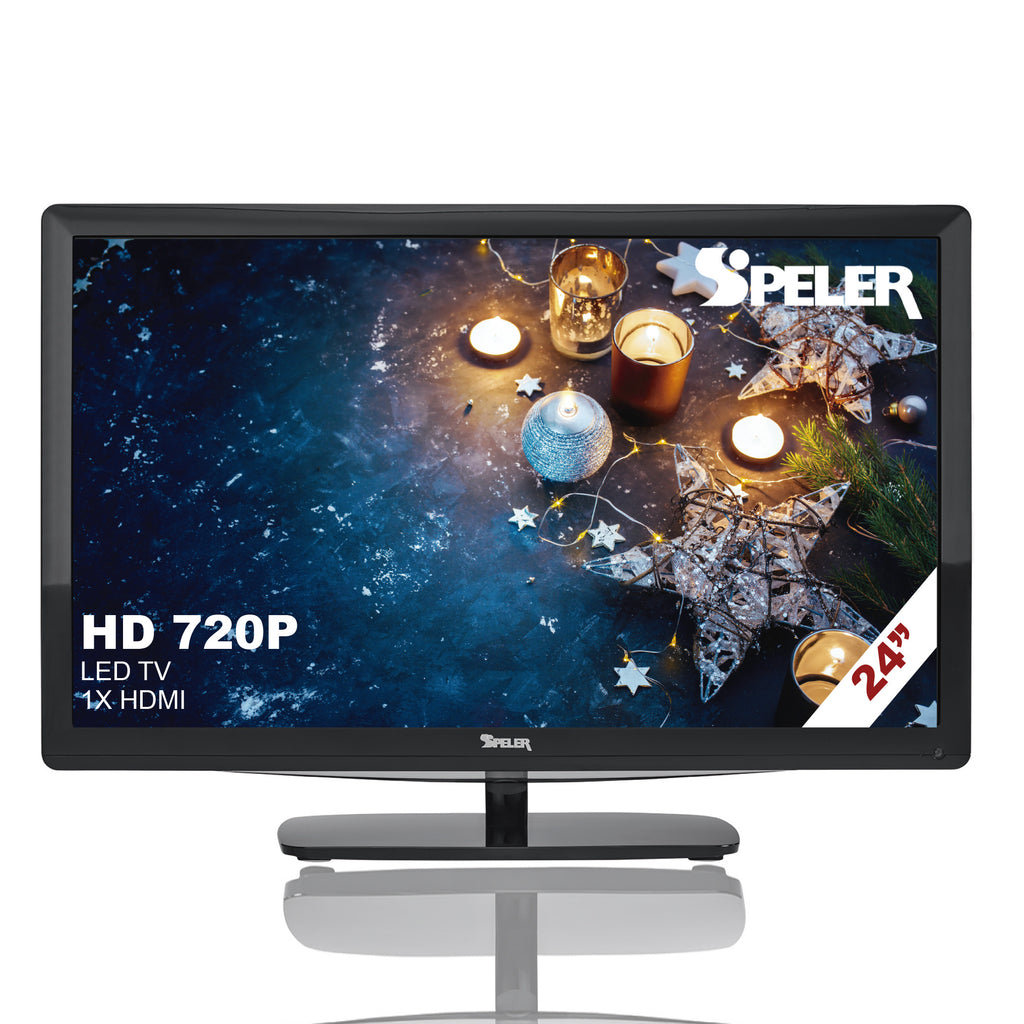 "24"" LED 720p HD TV 