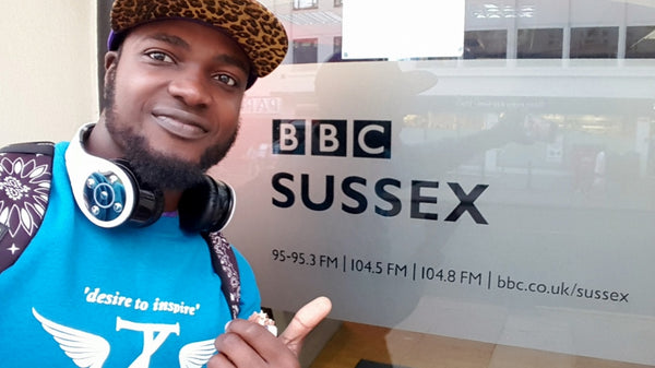 Zuby at BBC Sussex