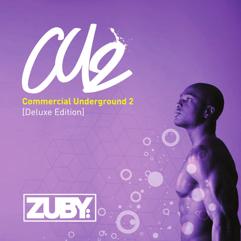 Commercial Underground 2 (LP) , Music - Team Zuby Official Store, Team Zuby Official Store  - 1