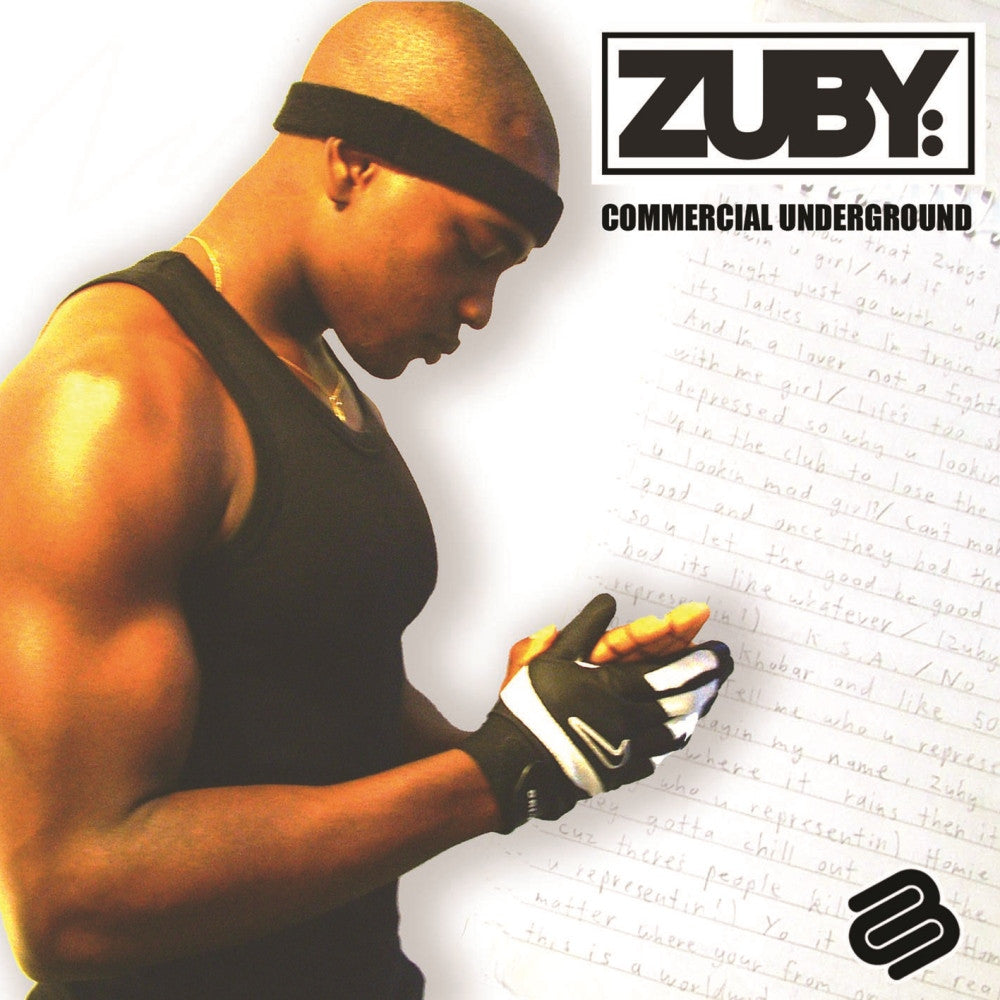 Commercial Underground (LP) [MP3] MP3, Music - Team Zuby Official Store, Team Zuby Official Store