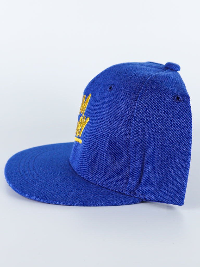 Team Zuby Cap (Blue)