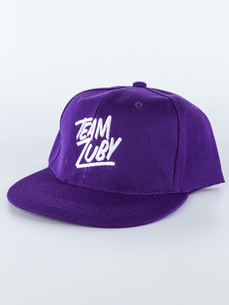 Team Zuby Cap (Purple)