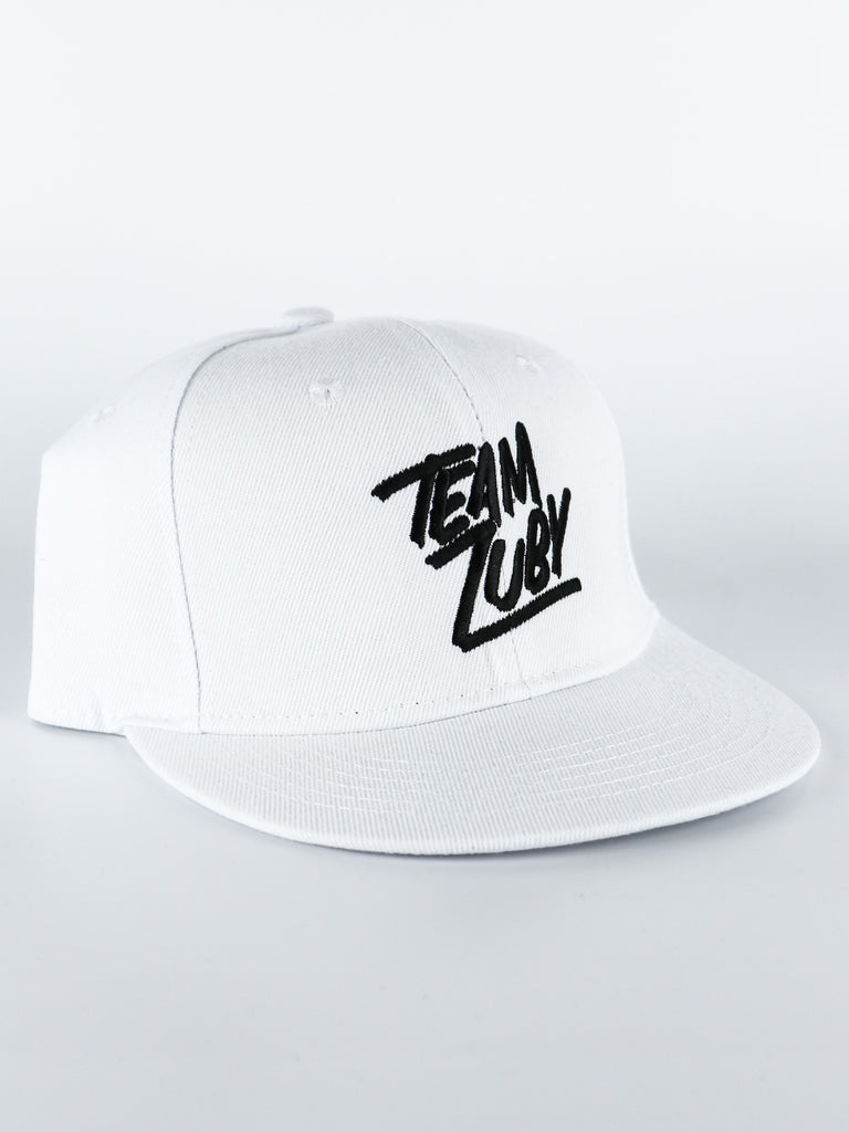 Team Zuby Cap (White)