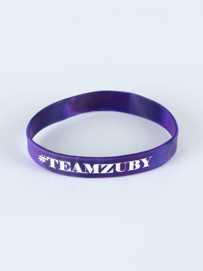 Team Zuby Wristband