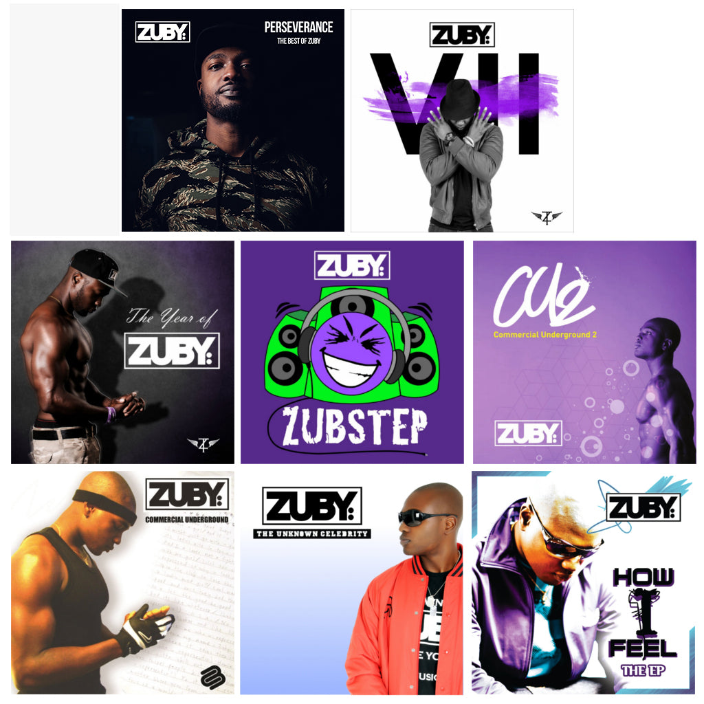 The Total Package (Zuby's Full Discography)