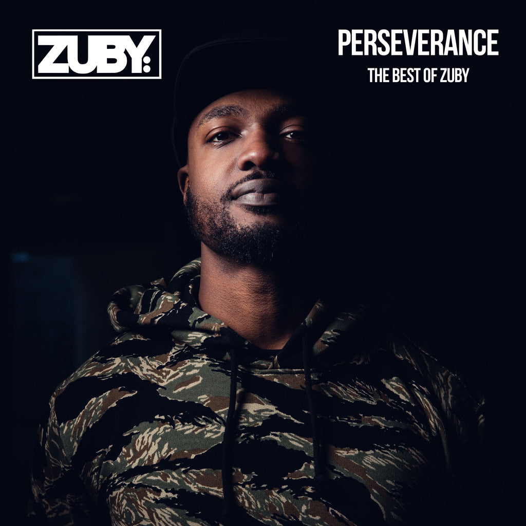 Perseverance: The Best of Zuby (LP)