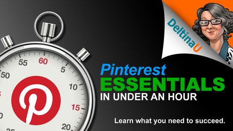 Pinterest Essentials Online Course