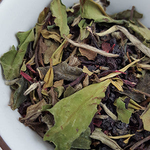 Elderberry White Tea