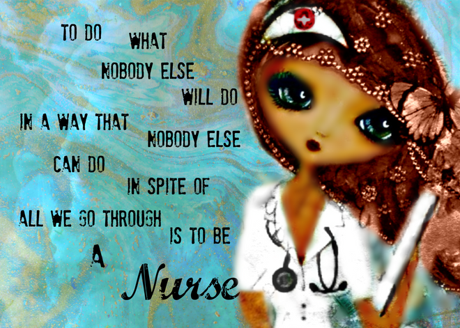 Goddesses of the Medical Field: Nurses, Medical Assistants etc.