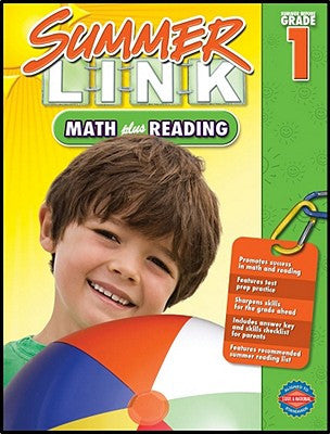 Summer Link - Summer before Grade 1