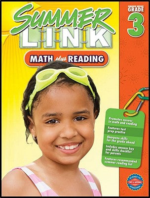 Summer Link - Summer before Grade 3