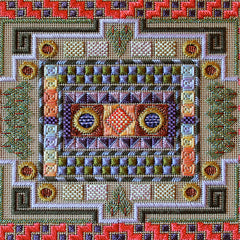 Cedars of Lebanon - Needlepoint Kit