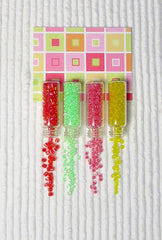 Lollipop Vial Bead Collection and Book