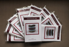 Nightshade Cuff - Needlepoint Kit