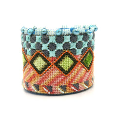 Ocean Cuff - Needlepoint Kit