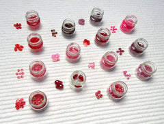 Pretty in Pink Large Bead Collection and Book