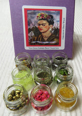 Artist Series: Kahlo Large Bead Collection and Book