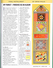Needlepoint Now - Jan 2002