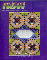 Needlepoint Now - May 2000