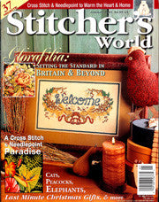 Stitcher's World - Jan 2001