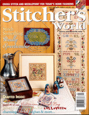 Stitcher's World - Sept 2003