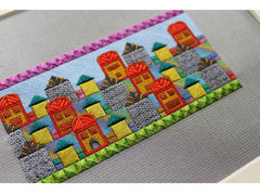 The Village I Built - Needlepoint Kit