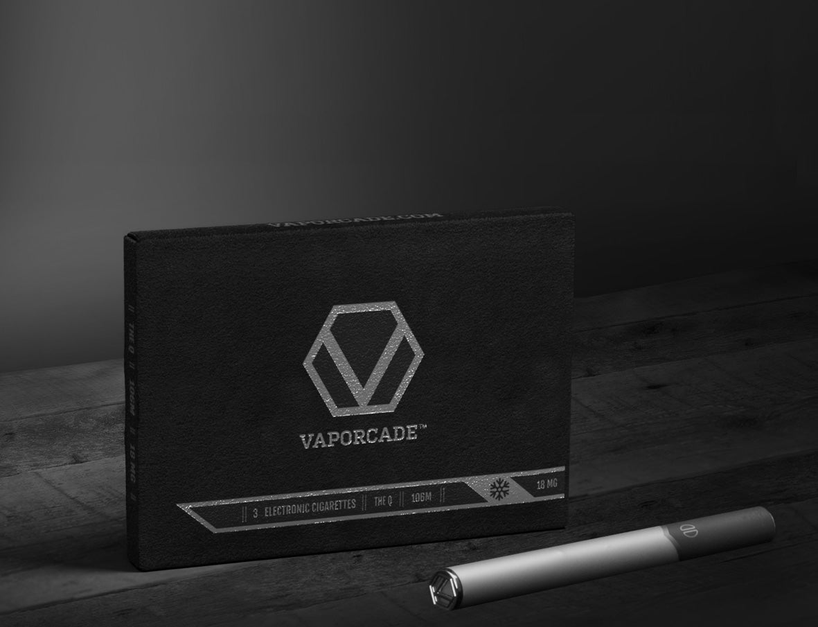 Vaporcade™ Electronic Cigarettes and Cigars Available Now