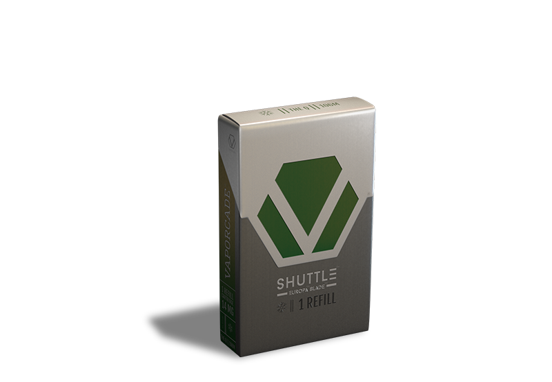 Blade Shuttle: The Q [menthol] - Single Shuttles