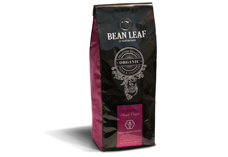 Bean Leaf Coffee: Sumatra, Single Origin
