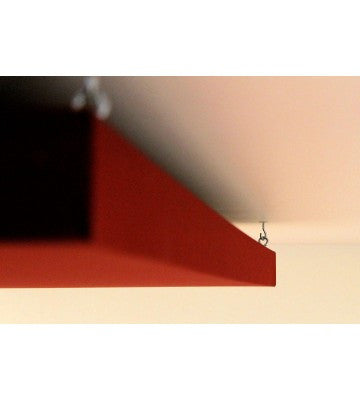 "24"" x 48"" Ceiling <br/><strong style=""color: #ef3340"">Pro Acoustic Fabric</strong>"