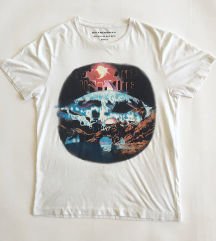 Balenciaga Space Arches tee 2012 Medium