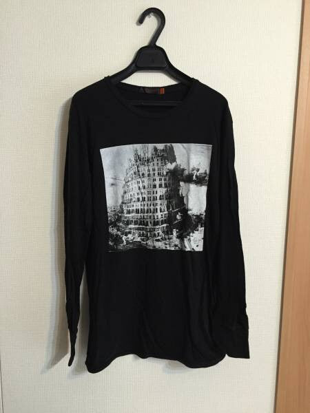 Undercoverism photo tee 2005 size 3