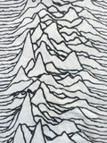 "Supreme X Peter Saville ""Unknown Pleasures"" 2005 Large"