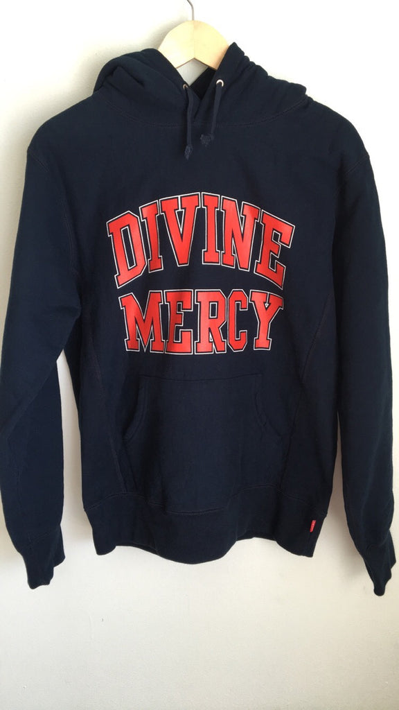Supreme Divine Mercy hoody F/W 2009 Medium