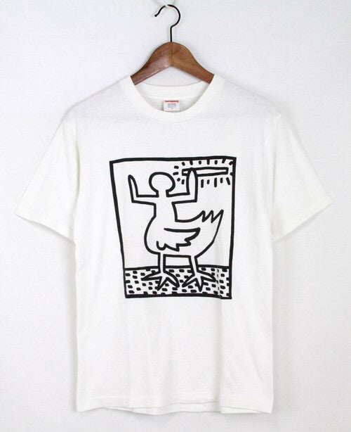 Supreme x Keith Haring x Malcom McLaren 2009 Medium