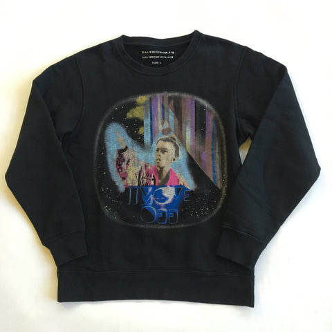 Balenciaga Rock Crewneck 2012 Large