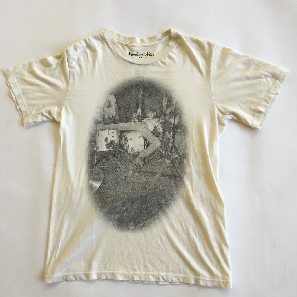 Number (N)ine Kurt photo tee small