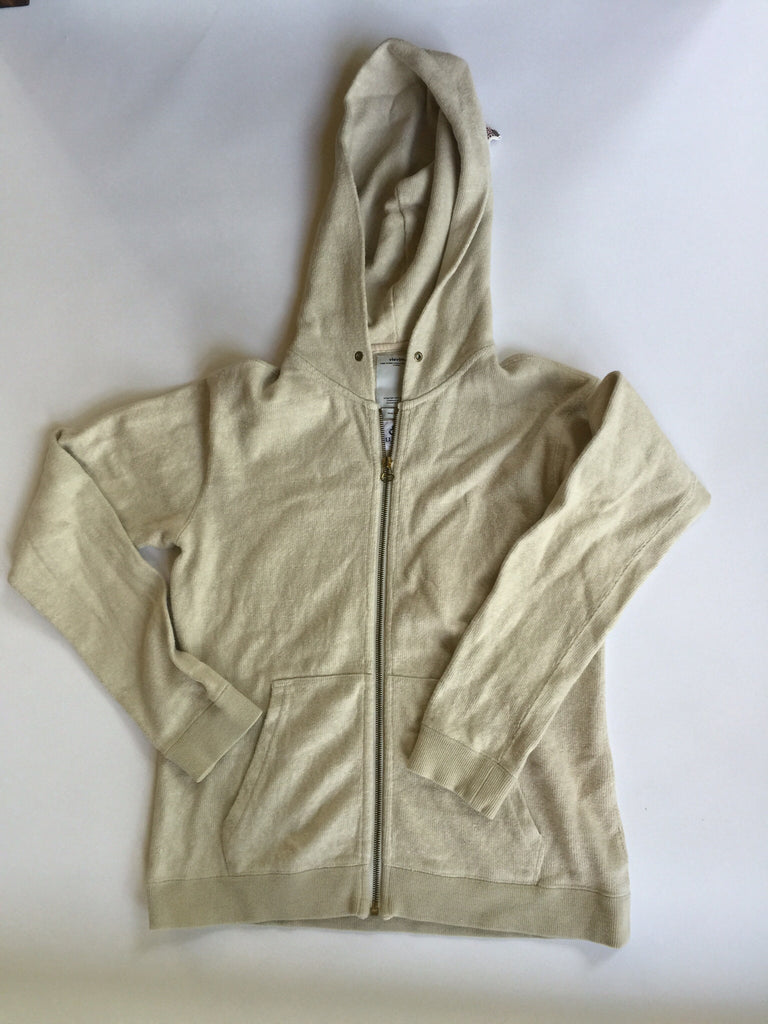 Visvim Sand Zip Up Hoodie Medium