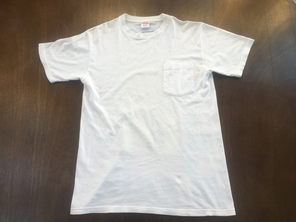 "Supreme x Peter Saville ""Blue Monday"" 2005 Medium"