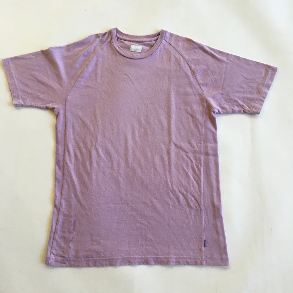 Supreme Purple cut and sew tee Large
