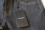 Saint Laurent Women's raw denim size 29