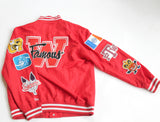 Supreme NCAA Jacket Size Medium 2007
