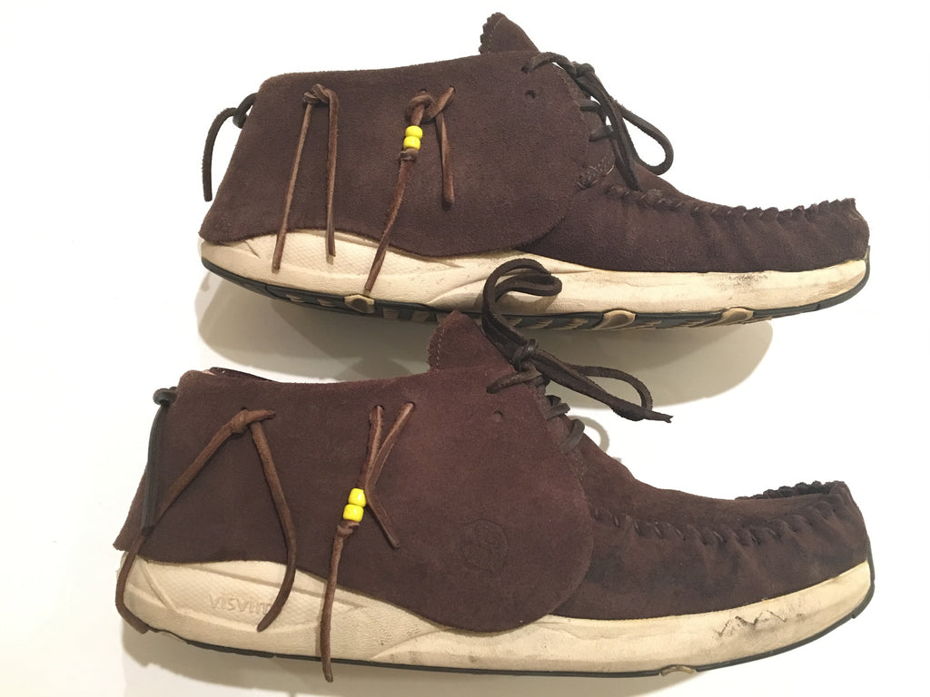 Visvim fbt 2 lhamo brown 9