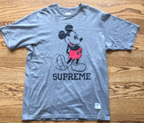 Supreme mickey tee Large 2009