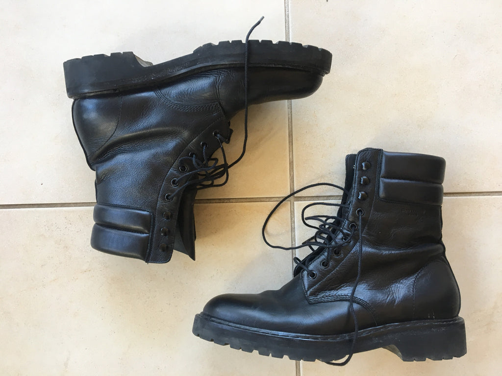 Saint laurent Combat boots 45/12