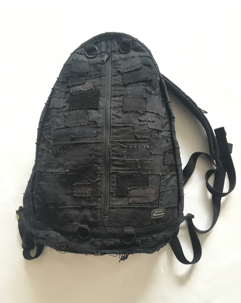 "Undercoverism ""scab"" era backpack 2003"