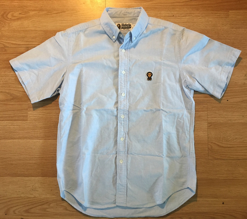 Bape oxford shirt