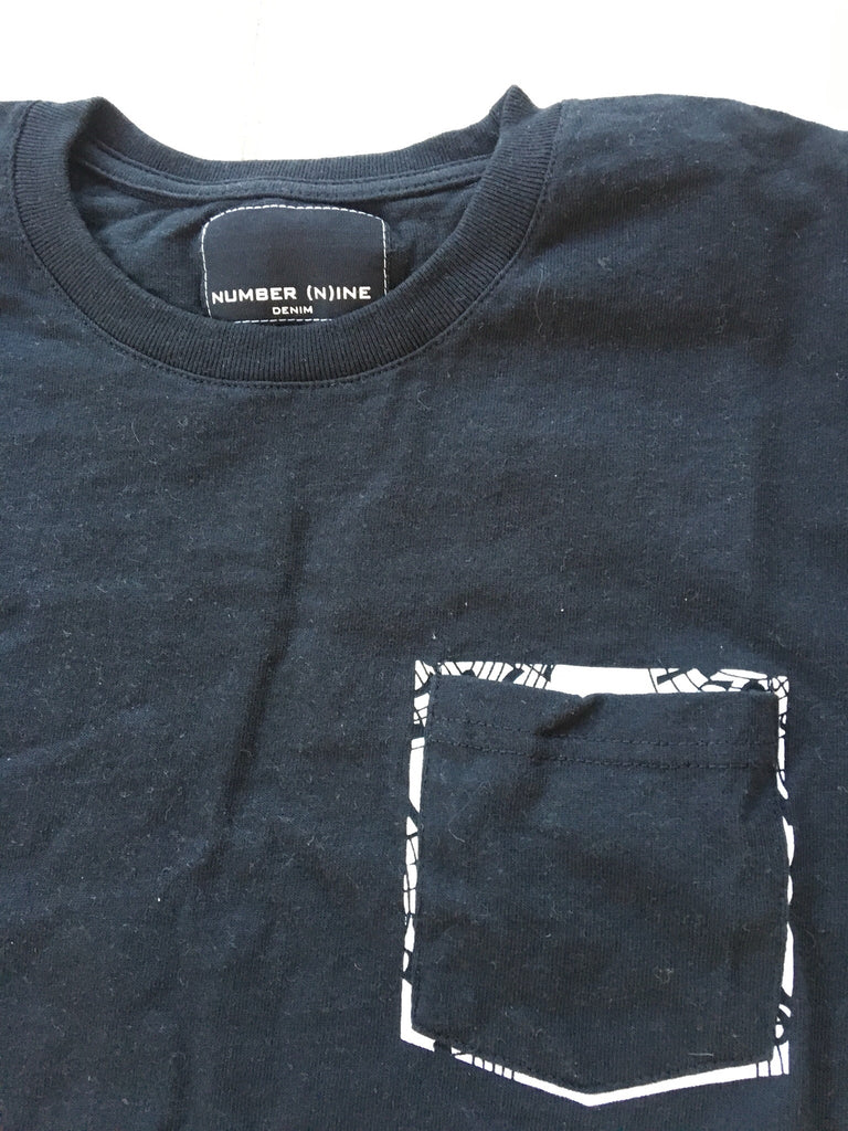 Number (n)ine pocket tee small