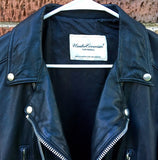 Undercoverism Leather Double rider size 3